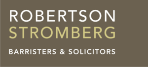 Robertson Stromberg Barristers and Solicitors